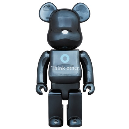 BE@RBRICK i am OTHER BLACK Ver.400%《Planned to be shipped in late November 2017》