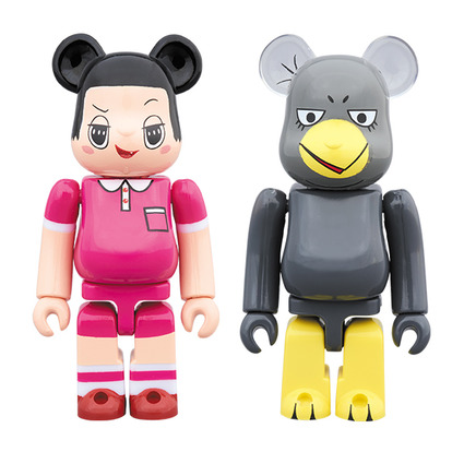 BE@RBRICK Chiko-chan & Kyoe chan 2PACK《Planned to be shipped in late October 2019》