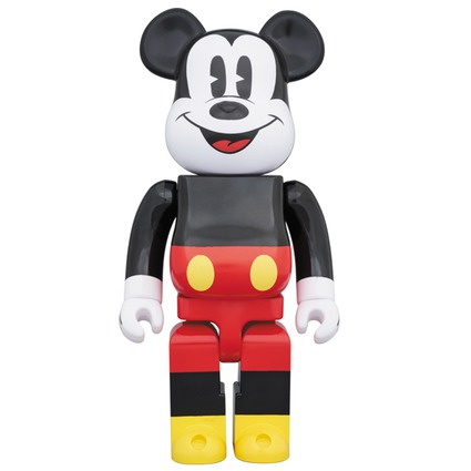 BE@RBRICK MICKEY MOUSE 1000%《Planned to be shipped in late February 2018》
