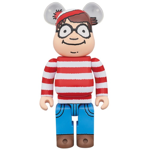 BE@RBRICK Wally 400%《Planned to be shipped in late October 2018》