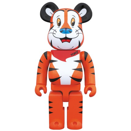 BE@RBRICK TONY THE TIGER 1000%《Planned to be shipped in late February 2019》