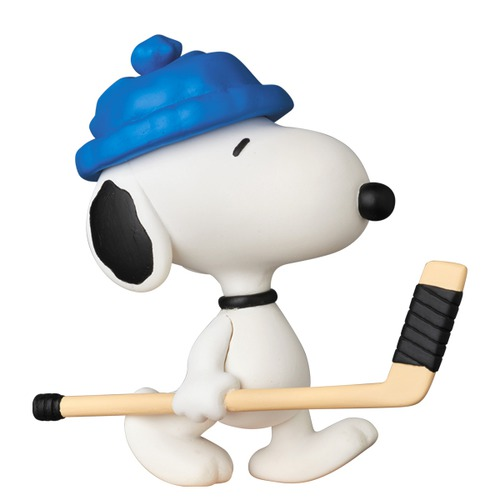 UDF PEANUTS Series 6 HOCKEY PLAYER SNOOPY《Planned to be shipped in late October 2017》