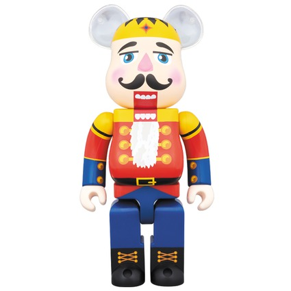 BE@RBRICK DRX-MAS NUTCRACKER 1000%《Planned to be shipped in late November 2017》