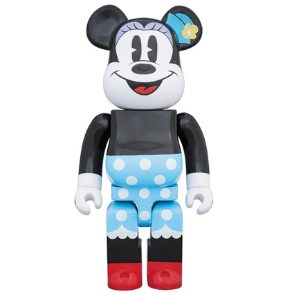 BE@RBRICK MINNIE MOUSE 1000%《Planned to be shipped in late February 2018》