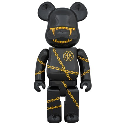 BE@RBRICK 400% MISHKA × LONG《Planned to be shipped in late February 2018》