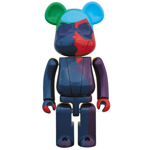 Superalloy BE@RBRICK Andy Warhol Silkscreen Ver.