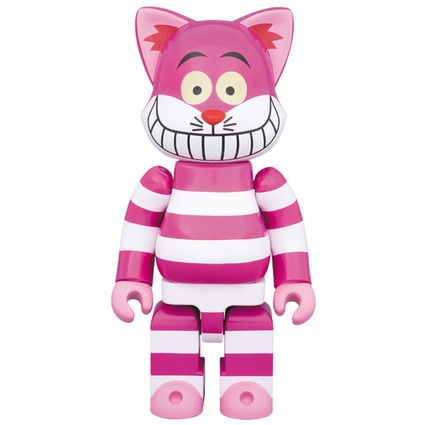 NY@BRICK Cheshire Cat 400%《Planned to be shipped in late January 2018》