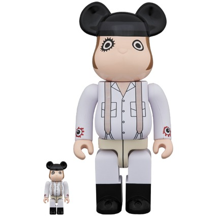 BE@RBRICK ALEX 100% & 400%《Planned to be shipped in late October 2018》
