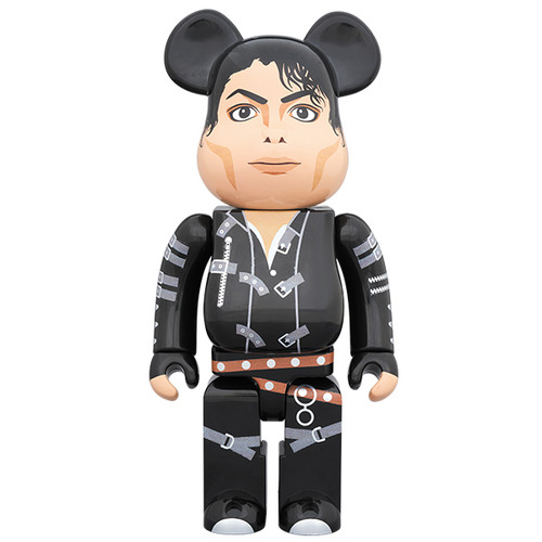 "BE@RBRICK Michael Jackson ""BAD"" 1000%"