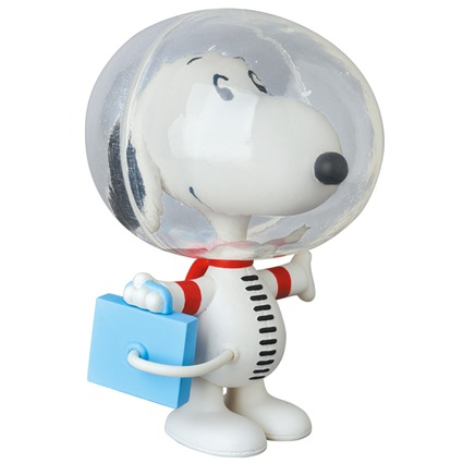 UDF PEANUTS Series 6 ASTRONAUT SNOOPY(COMIC Ver.)《Planned to be shipped in late October 2017》