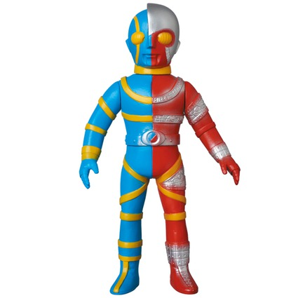 "Kikaider Middle size(""WF Exclusive"")《Planned to be shipped in late November 2017》"