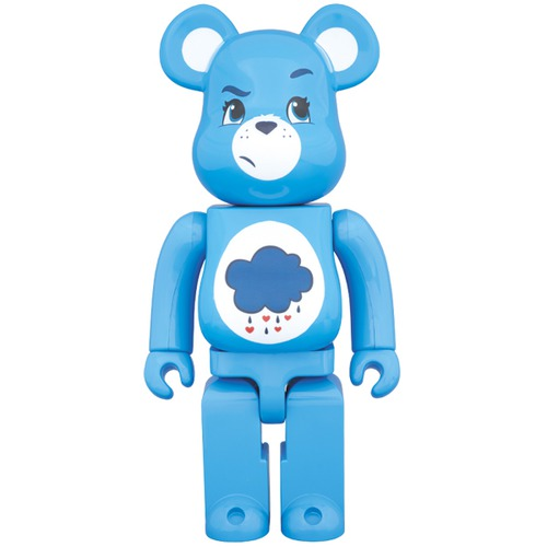 BE@RBRICK Grumpy Bear(TM)400%《Planned to be shipped in late April 2017》