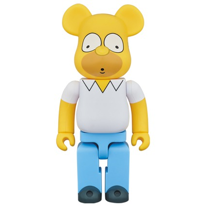 BE@RBRICK HOMER SIMPSON 400%《Planned to be shipped in late March 2018》