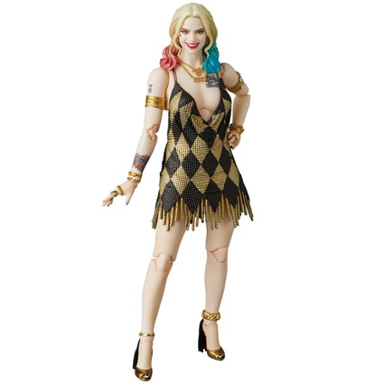 MAFEX HARLEY QUINN (DRESS Ver.)《planned to be shipped in late July 2017》