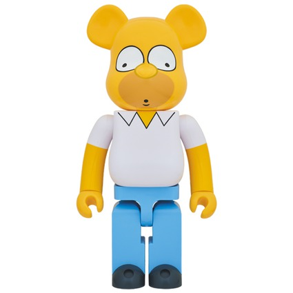 BE@RBRICK HOMER SIMPSON 1000%《Planned to be shipped in late March 2018》