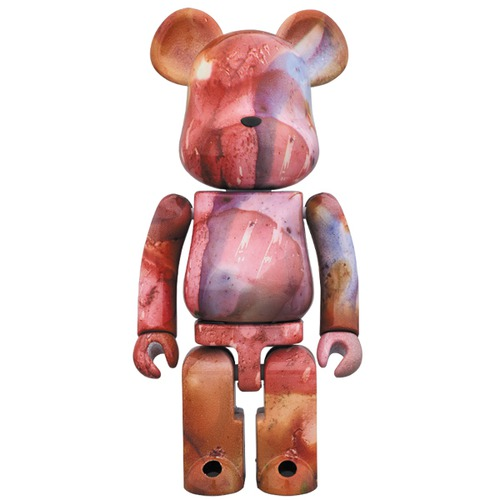Super alloyed BE@RBRICK PUSHEAD