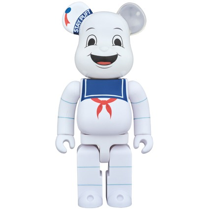 BE@RBRICK STAY PUFT MARSHMALLOW MAN 1000%《Planned to be shipped in late October 2018》