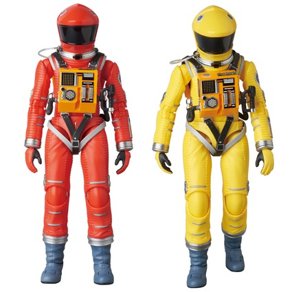 MAFEX SPACE SUIT ORANGE Ver./YELLOW Ver.《Planned to be shipped in Autumn 2017》