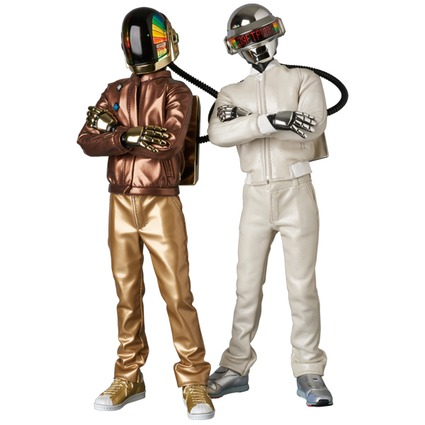 RAH DAFT PUNK DISCOVERY Ver.2.0 GUY-MANUEL de HOMEM-CHRISTO/ THOMAS BANGALTER《Planned to be shipped in late May. 2017》