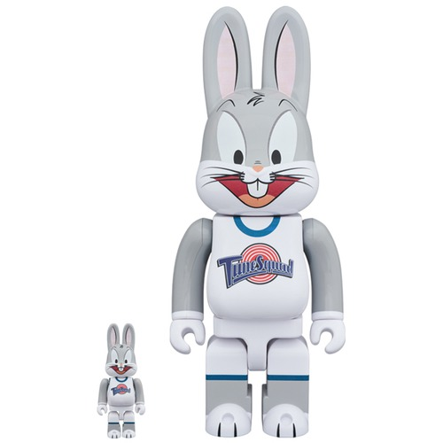 R@BBRICK BUGS BUNNY 100% & 400%《Planned to be shipped in late November 2018》