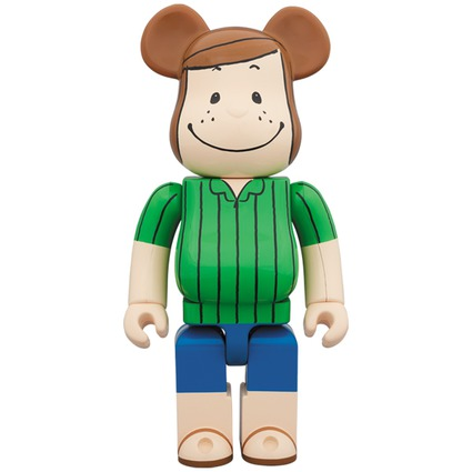 BE@RBRICK PEPPERMINT PATTY 1000%《Planned to be shipped in late January 2019》