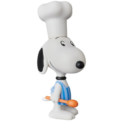 UDF PEANUTS SERIES 7 COOK SNOOPY《Planned to be shipped in late February 2018》
