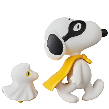 UDF PEANUTS SERIES 7 HALLOWEEN COSTUME SNOOPY & WOODSTOCK《Planned to be shipped in late February 2018》