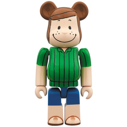 BE@RBRICK PEPPERMINT PATTY 100%《Planned to be shipped in late January 2019》