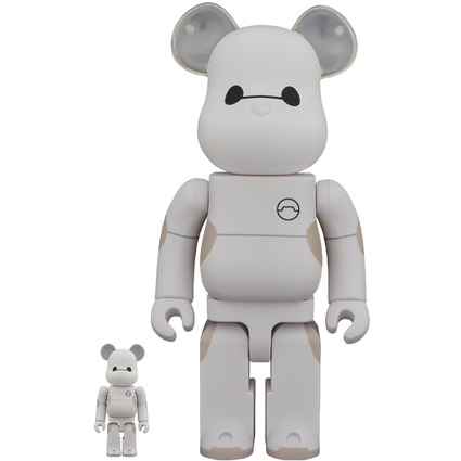 BE@RBRICK BAYMAX 100% & 400%《Planned to be shipped in late February 2020》
