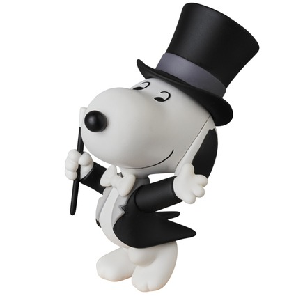 UDF PEANUTS SERIES 7 MAGICIAN SNOOPY《Planned to be shipped in late February 2018》