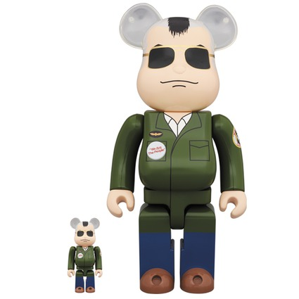 BE@RBRICK Travis Bickle 100% & 400%《Planned to be shipped in late March 2019》
