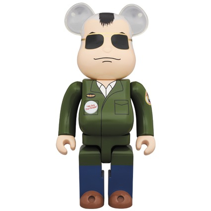 BE@RBRICK Travis Bickle 1000%《Planned to be shipped in late March 2019》