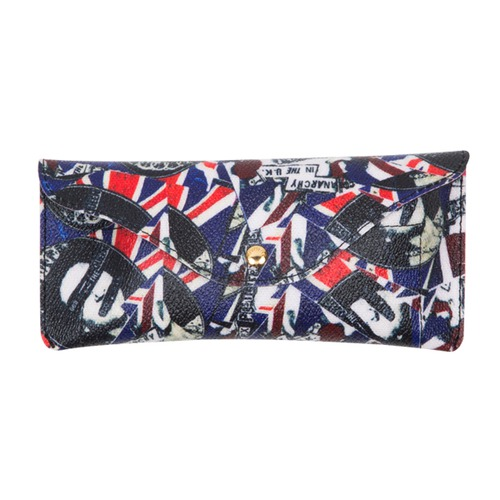 MLE SEX PISTOLS God Save The Queen 2 GLASSES CASE