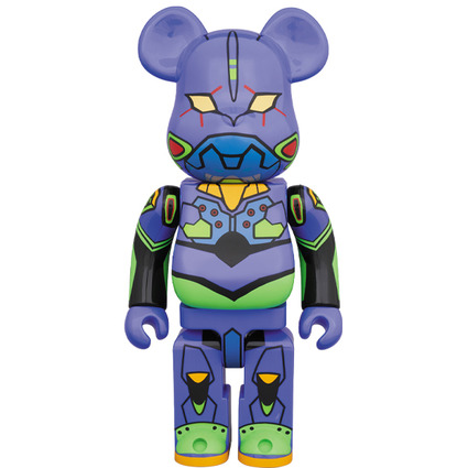 BE@RBRICK EVANGELION Unit 01 1000%《Planned to be shipped in late February 2020》