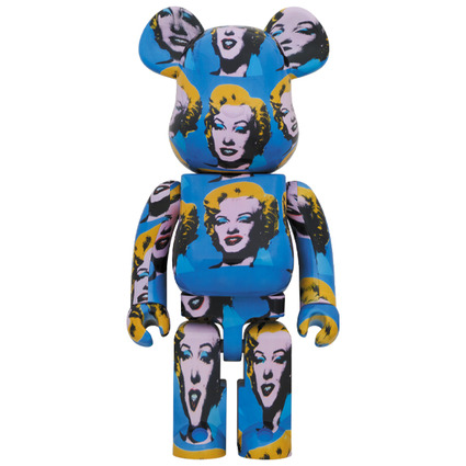 Andy Warhol's Marilyn Monroe BE@RBRICK 1000%《Planned to be shipped in late June 2020》