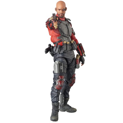 MAFEX DEADSHOT《Planned to be shipped in late June 2017》