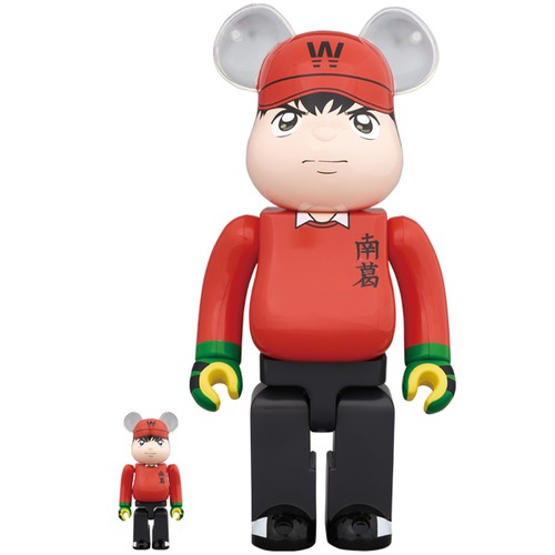 BE@RBRICK Wakabayashi Genzo 100% & 400%《Planned to be shipped in late February 2019》