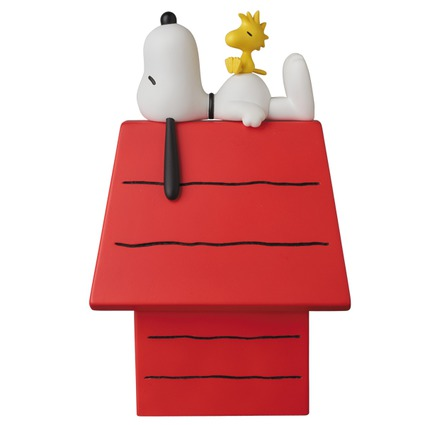 VCD SNOOPY w/ WOODSTOCK & doghouse