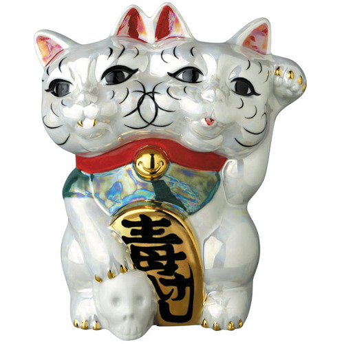Amulet Cat(by Chimidorosaiizumo)(pearl)《Planned to be shipped in late Nov. 2019》