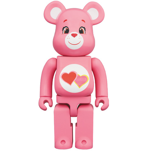 BE@RBRICK Love-a-Lot Bear(TM) 400%《Planned to be shipped in late August 2020》
