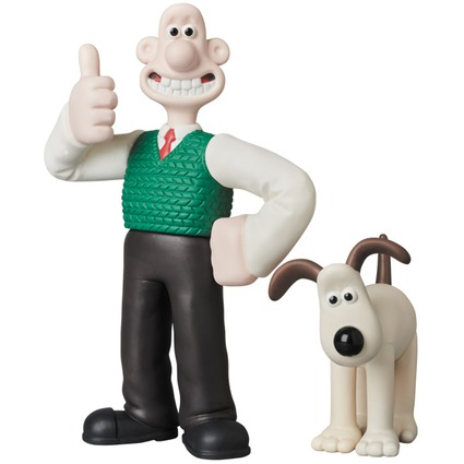 UDF Aardman Animations #1 WALLACE & GROMIT《Planned to be shipped in late June 2018》
