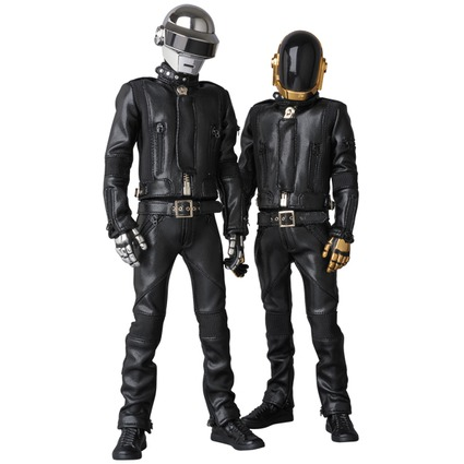 RAH DAFT PUNK HUMAN AFTER ALL Ver.2.0 THOMAS BANGALTER / GUY-MANUEL de HOMEN-CHRISTO