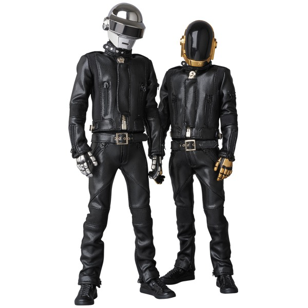 Daft Punk | Thomas Bangalter | Human After All Minecraft Skin