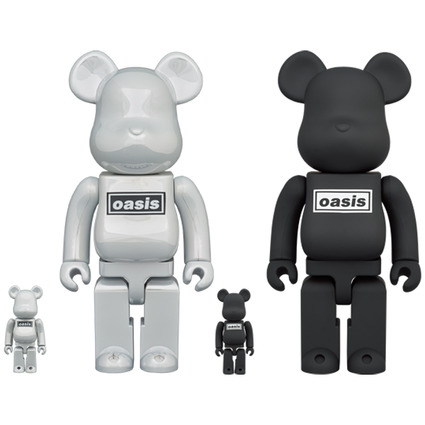 BE@RBRICK OASIS 100% & 400%《Planned to be shipped in late December 2020》