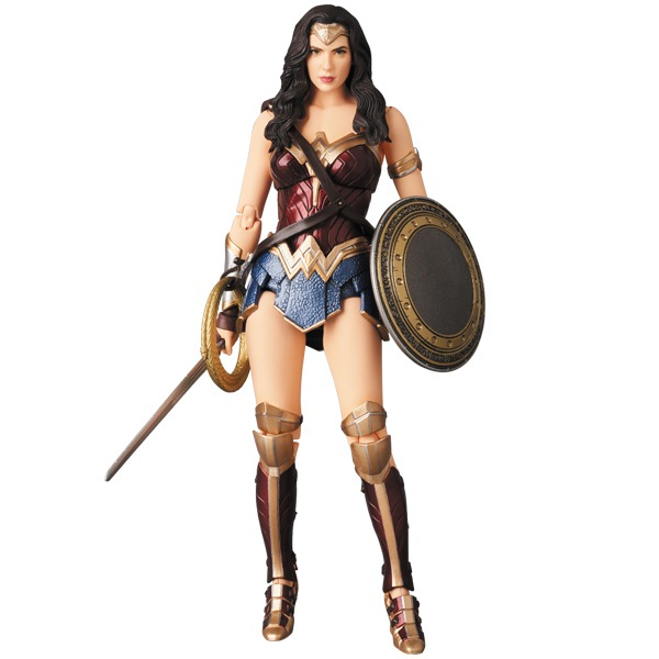 Mafex Wonder Woman《planned To Be Shipped In Late September