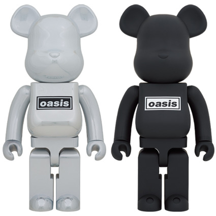 BE@RBRICK OASIS 1000%《Planned to be shipped in late December 2020》