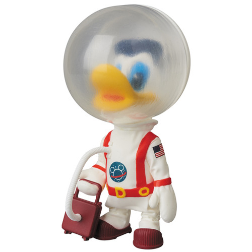 UDF Disney Series 8 ASTRONAUT DONALD DUCK VINTAGE TOY Ver.《Planned to be shipped in late September 2019》