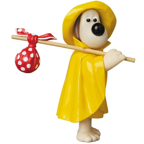 UDF Aardman Animations #2 RAIN COAT GROMIT