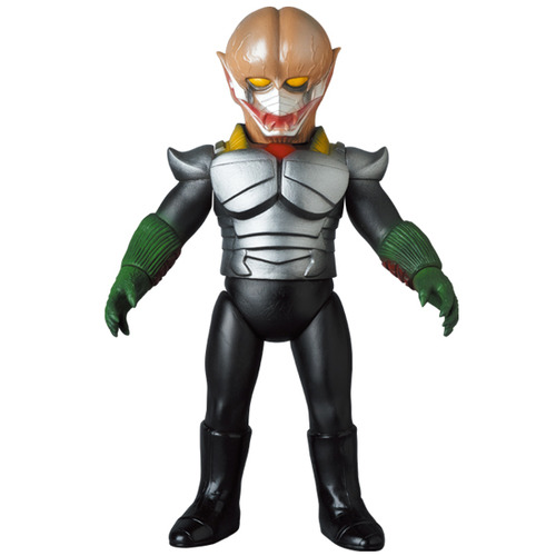 Beast-Alien Doubleman (From Space Sheriff Gavan)《Planned to be shipped in late Jan. 2020》