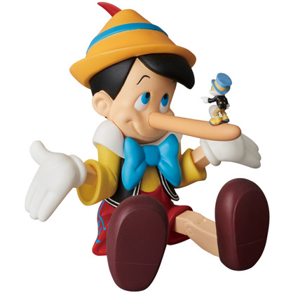 UDF PINOCCHIO Pinocchio (Long nose ver.)《Planned to be shipped in late June 2019》